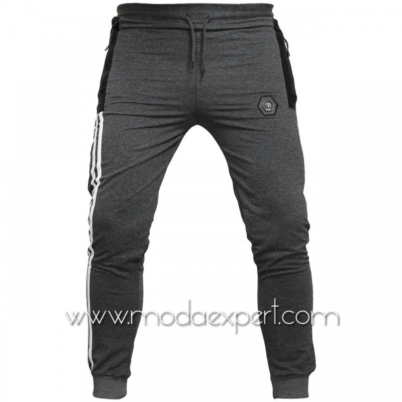 Мъжко долнище с джобове BS051A
