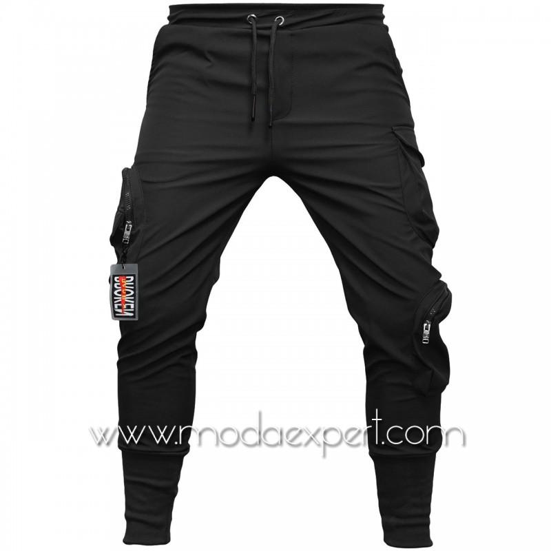 Спортен мъжки панталон E20-K432B