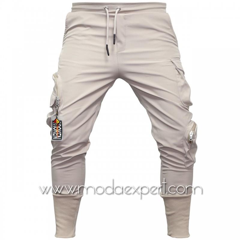 Спортен мъжки панталон E20-K432BE