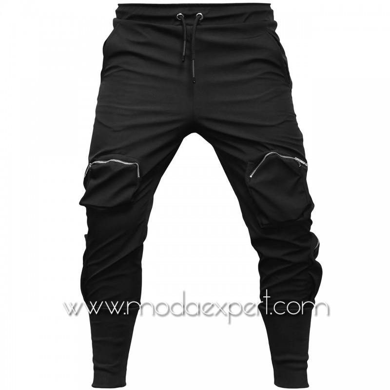 Спортен мъжки панталон E20-K537B