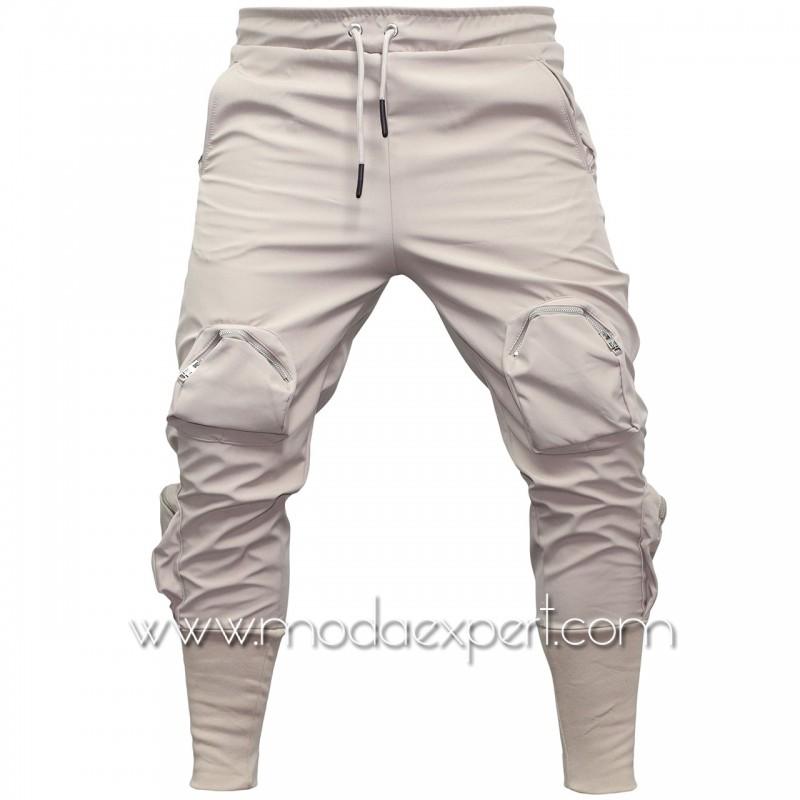 Спортен мъжки панталон E20-K537BE