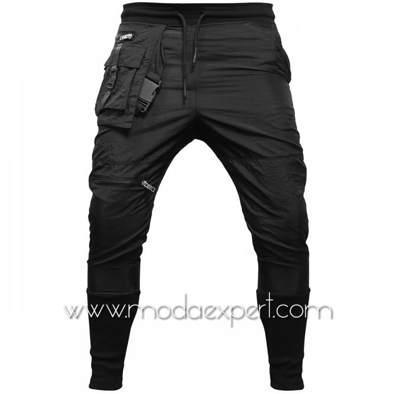 Мъжко долнище с джобове E21-Y155B