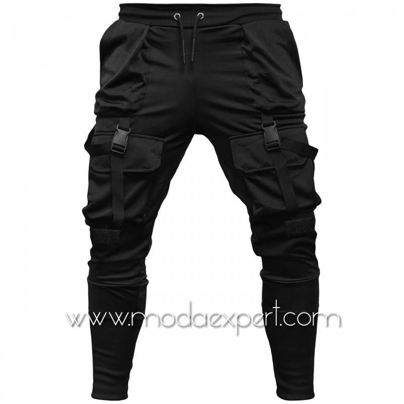 Мъжко долнище с джобове E21-Y250B
