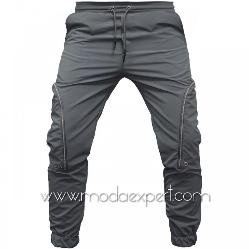 Мъжко долнище с джобове E21-Y440DG