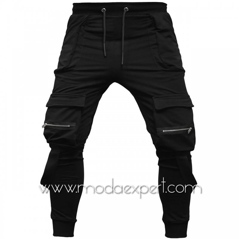 Мъжко долнище с джобове E21-Y544B