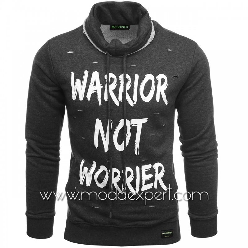 Мъжки суичър  Warrior №M3104-A
