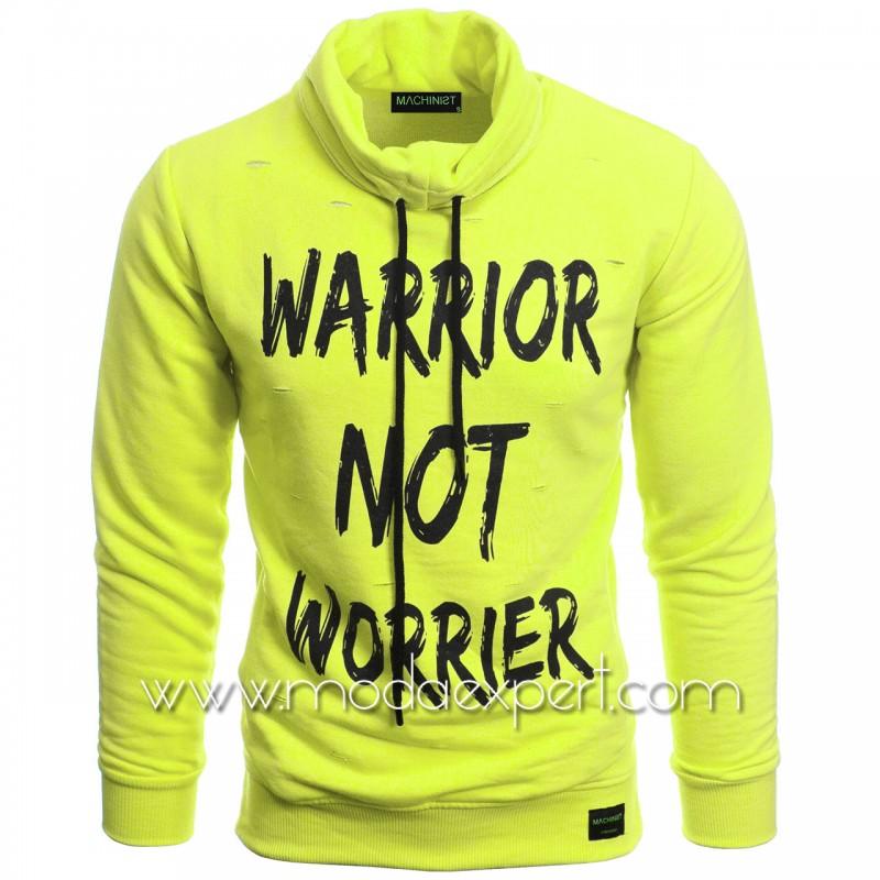 Мъжки суичър  Warrior №M3104-NY