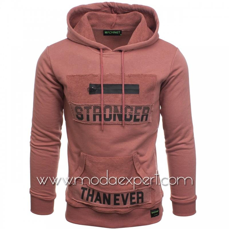 Мъжки суичър  Stronger №M3124-P
