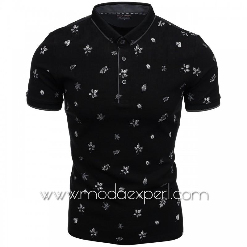 Флорална мъжка тениска BM1243B