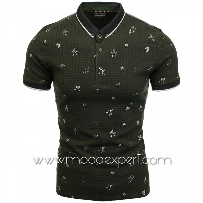 Флорална мъжка тениска BM1243K