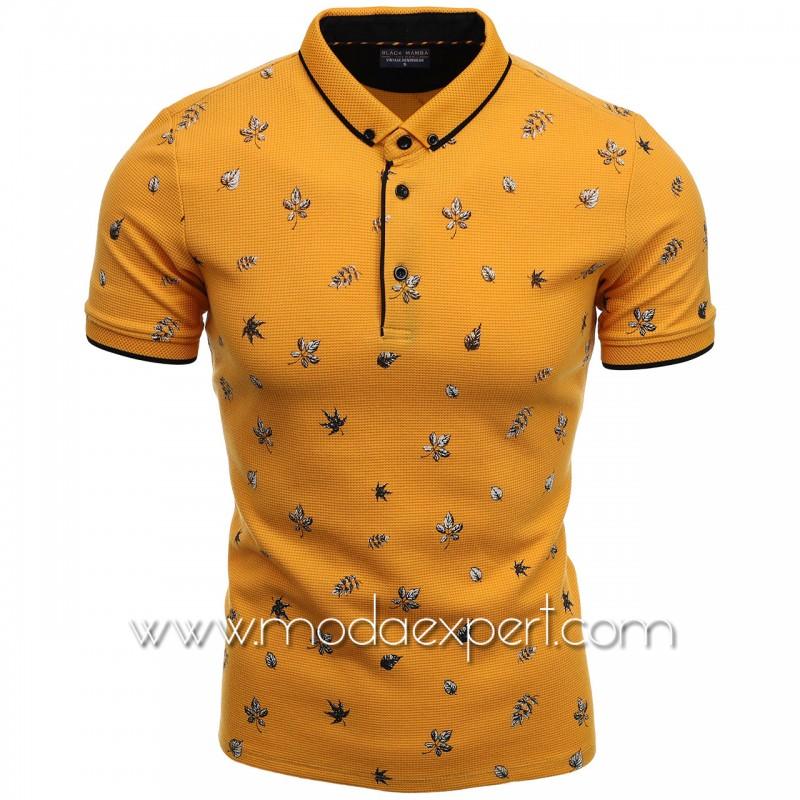 Флорална мъжка тениска BM1243M