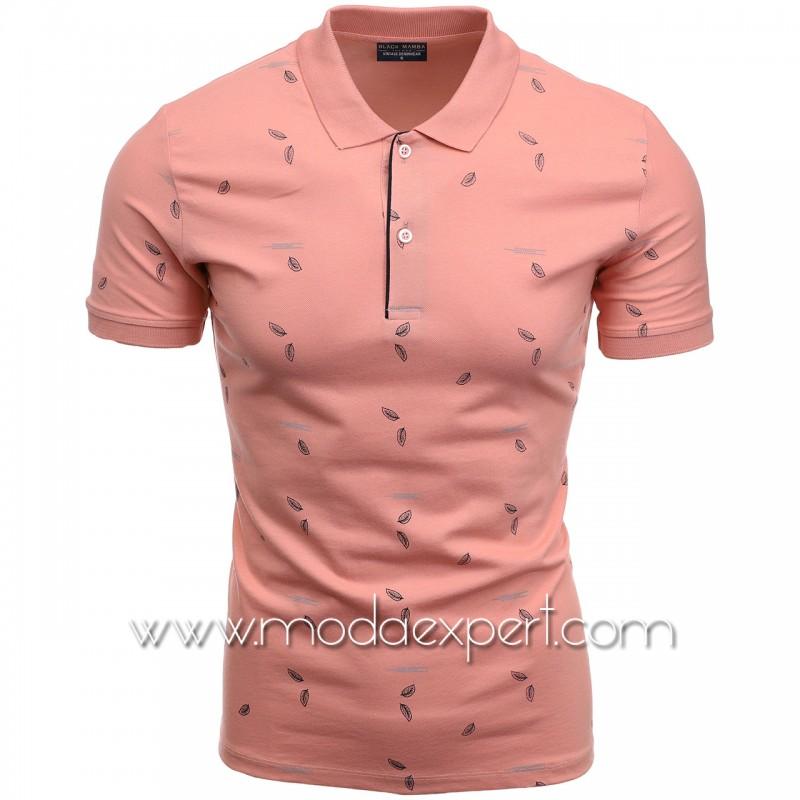 Флорална мъжка тениска BM1337P