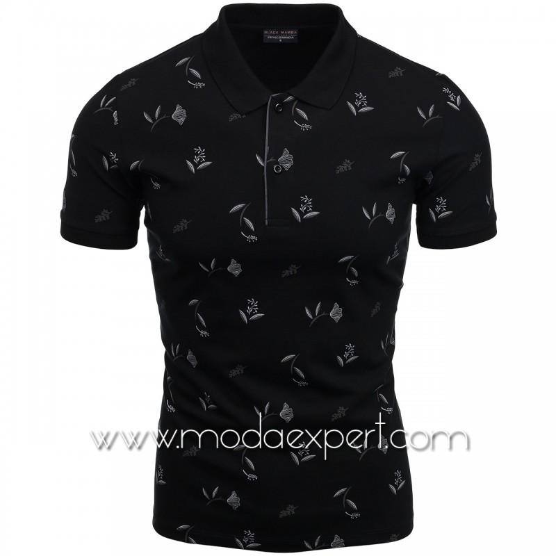 Флорална мъжка тениска BM1339B