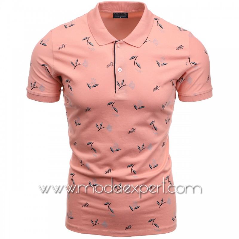 Флорална мъжка тениска BM1339P