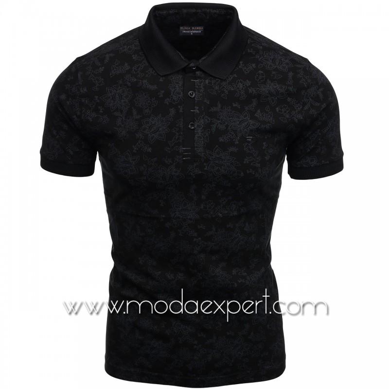 Флорална мъжка тениска BM2301B