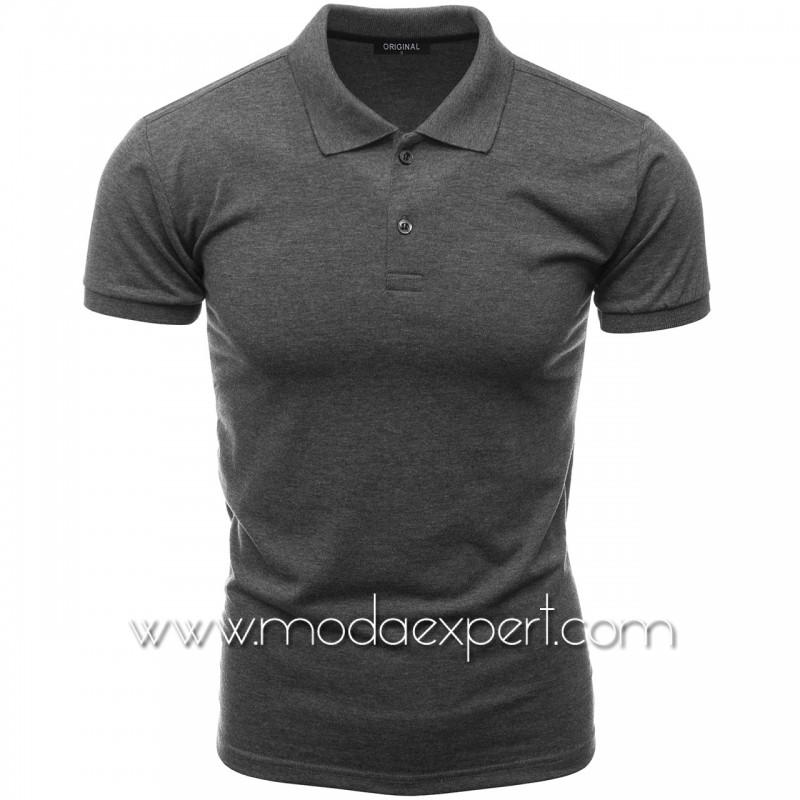 Мъжка тениска с яка F10-A