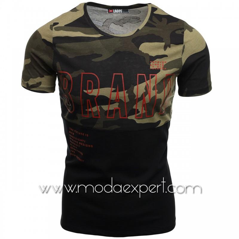 Мъжка тениска L20515K