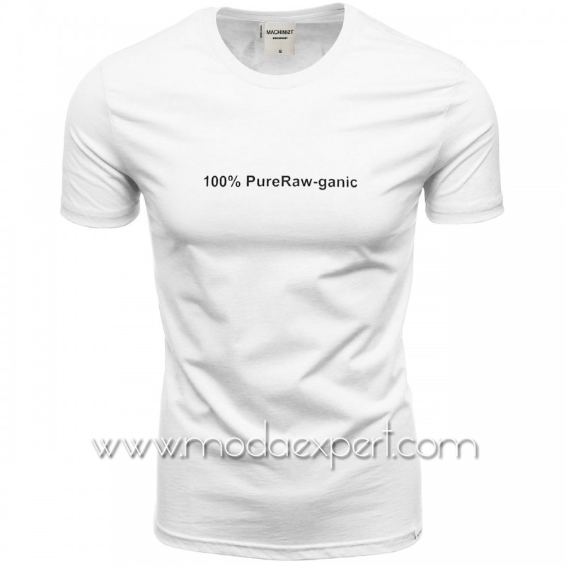 Мъжка тениска с щампи M1222-W